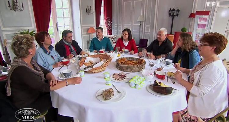 Bienvenue chez nous maril lydie isabelle claude for Chambre hote tf1