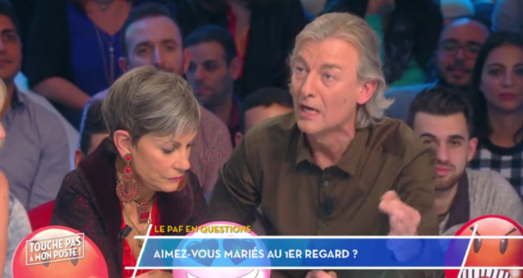 Cyril Hanouna dévoile une photo de Jean-Michel Maire nu