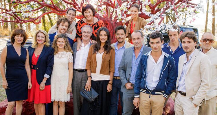 Une famille formidable saison 13 reine atteinte d un cancer catherine fa - Photo famille formidable ...