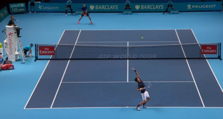 Masters : Djokovic, quelle démonstration !