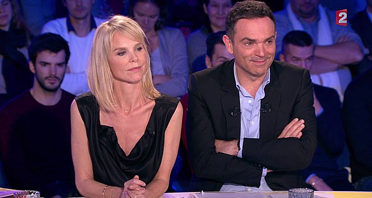 On n'est pas couché : Laurent Ruquier grimpe et remporte son duel face au Grand blind test de TF1