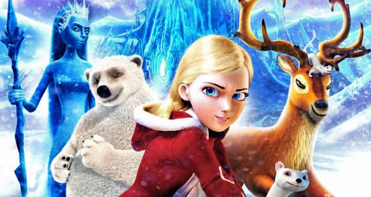 la reine des neiges 2 ladaptation russe avec orm gerda kai avant la version disney sur m6 - Reine Neige 2