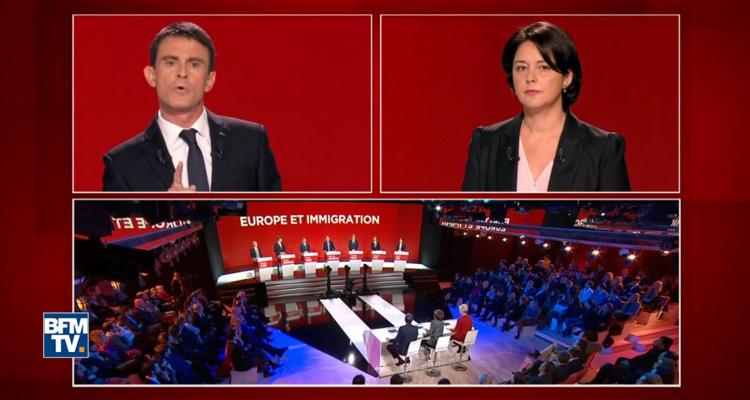 Primaire de la gauche : les audiences de BFMTV grimpent, I-Télé très loin derrière