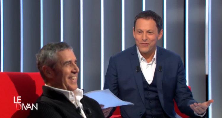 Le Divan : Marc-Olivier Fogiel s'offre une saison 3 avec Julien Clerc, après Les Mystères de l'île