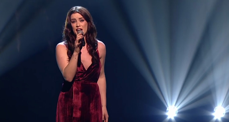 Image result for 2017 Eurovision hopeful Lucie Jones