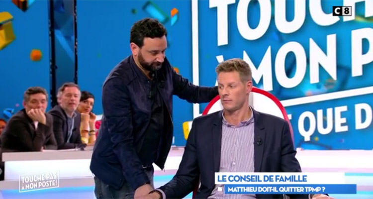 Cyril Hanouna provoque encore Yann Barthès, trop