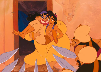 Aladdin [Walt Disney - 1992]  - Page 2 Arton9036