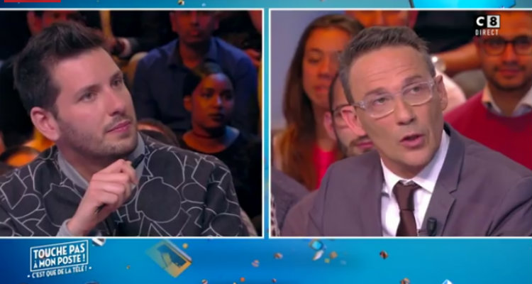 Touche pas à mon poste : Julien Courbet reste sur C8, Cyril Hanouna gonfle son audience