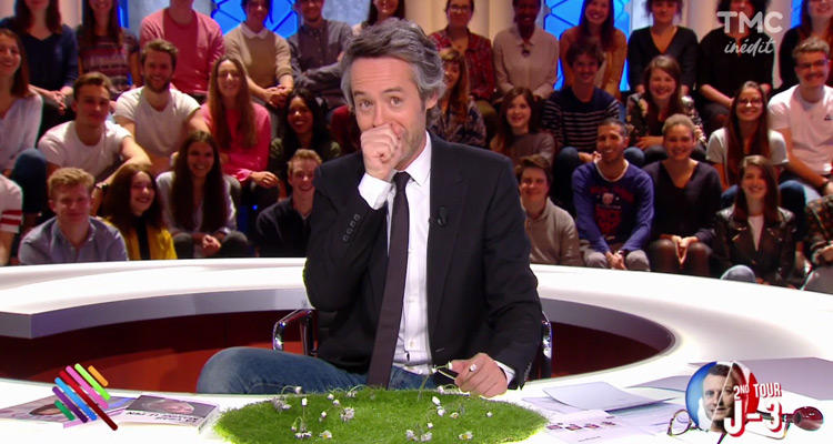Quotidien : avec le debrief du débat Macron / Le Pen, les audiences de TMC au top, Yann Barthès devance Cyril Hanouna