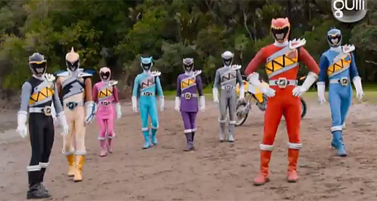 Power rangers dino super charge zig et sharko le duo gagnant des audiences de gulli toutelatele - Sharko dessin anime ...