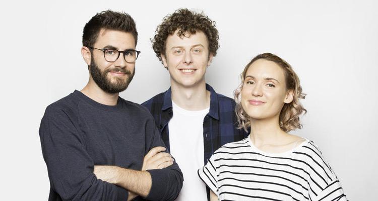 TF1 lance le programme court avec Norman, Cyprien et Natoo — Presque adultes
