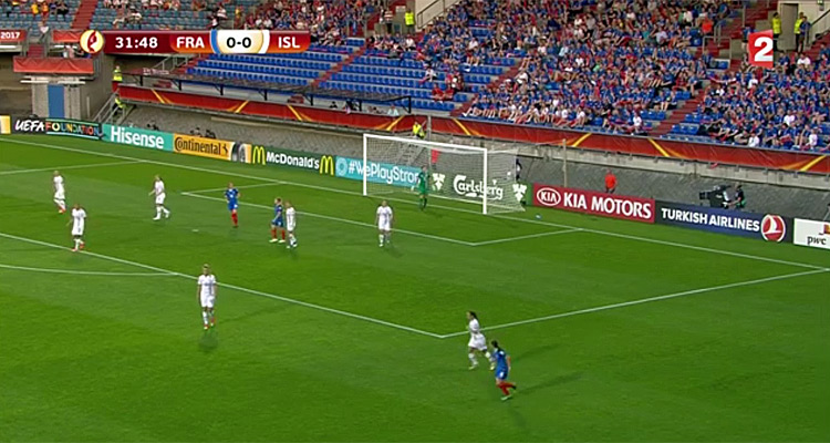 Beau score d'audience pour la victoire des Bleues sur France 2 — Foot