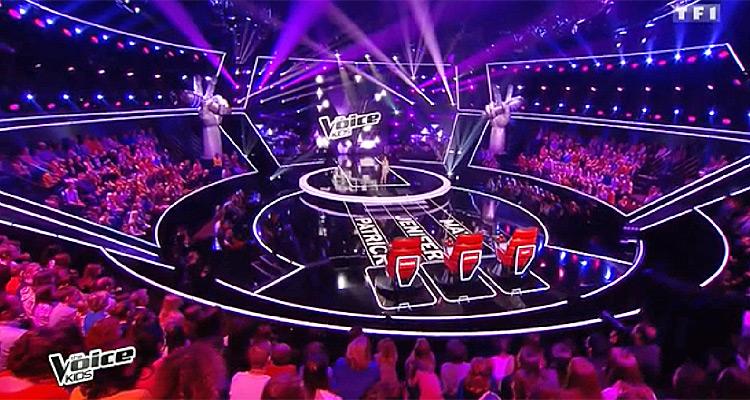 The Voice Kids (TF1) leader, Fort Boyard (France 2) à la suite