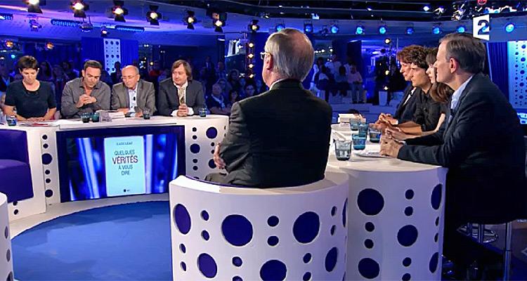 Vif échange entre Francis Huster et Yann Moix — ONPC
