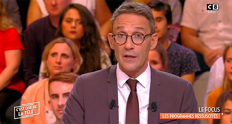 c est que de la t l audience record pour julien courbet sur c8 toutelatele. Black Bedroom Furniture Sets. Home Design Ideas