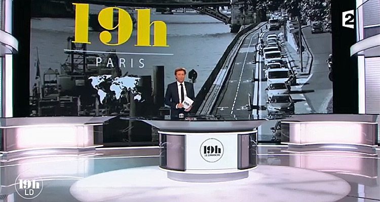 Audiences access prime time (dimanche 24 septembre 2017) : Laurent Delahousse en nette baisse,  Les terriens stables sur C8, Sept à Huit large leader