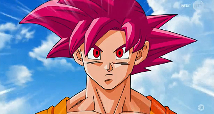 Dragon Ball Super Goku Débute Son Combat Avec Beerus Et Bat Son
