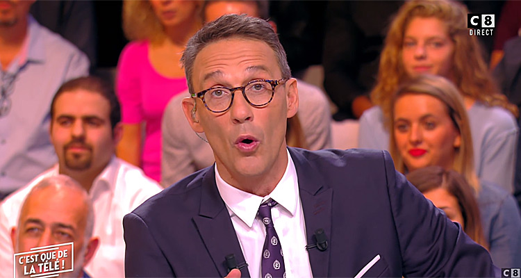 c est que de la t l record d audience pour julien courbet c8 double secret story toutelatele. Black Bedroom Furniture Sets. Home Design Ideas