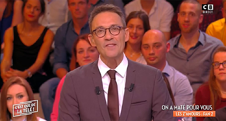 c est que de la t l julien courbet encha ne les records d audience sur c8 toutelatele. Black Bedroom Furniture Sets. Home Design Ideas
