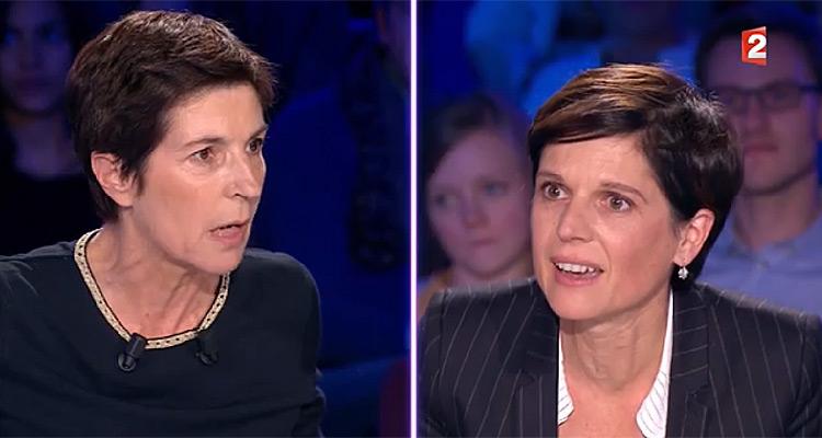 Marlène Schiappa signale l'échange Angot-Rousseau au CSA — ONPC