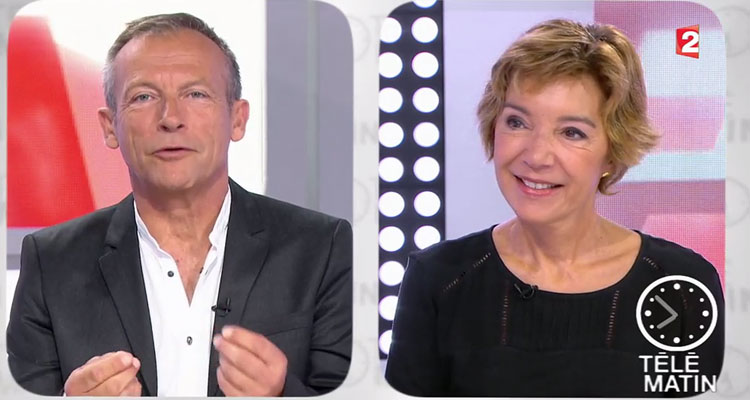 Télématin : Laurent Bignolas plus fort que William Leymergie malgré une baisse d'audience
