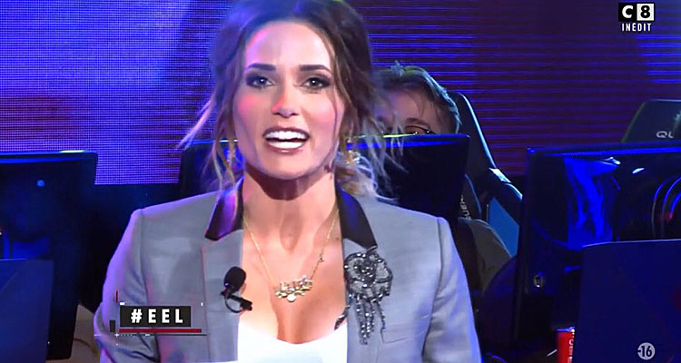 E-European League : Capucine Anav chute encore, C8 s'incline face au poker de NRJ12