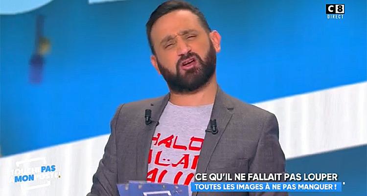 TPMP : TF1 boycotte l'émission ? Cyril Hanouna révolté