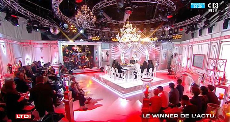 Les Terriens du dimanche  Raquel Garrido et Jeremstar face aux polémiques,  Thierry Ardisson double Les mystères de l\u0027amour