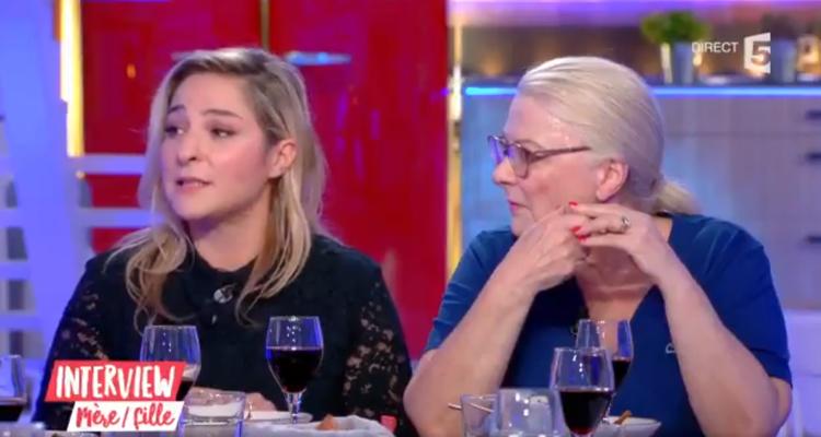 Marilou Berry tire la gueule, Nagui la recadre ! (VIDEOS)