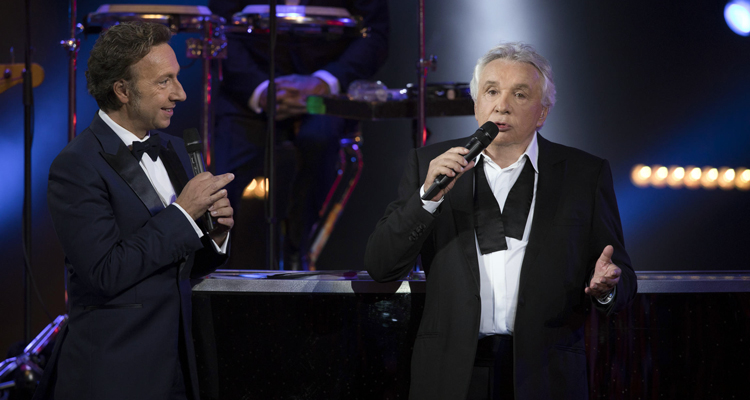 Audiences prime: Le dernier show de Sardou leader sur France 2 à plus de 4 millions -