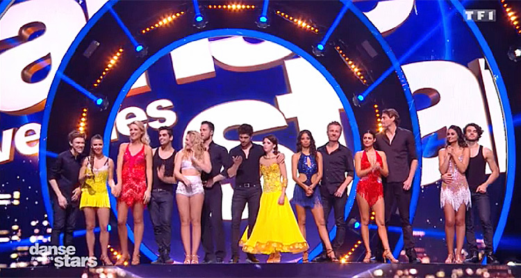 France-All Blacks surclasse Danse avec les stars