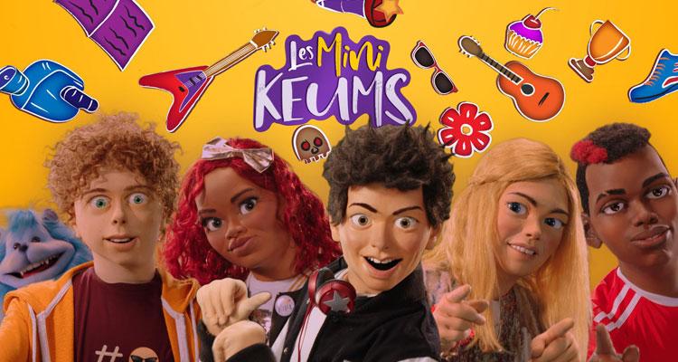 Les Minikeums dévoilent leur nouveau générique, avec Kev Adams et Norman