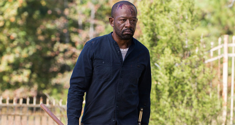 Crossover The Walking Dead / Fear The Walking Dead : Morgan fera le lien