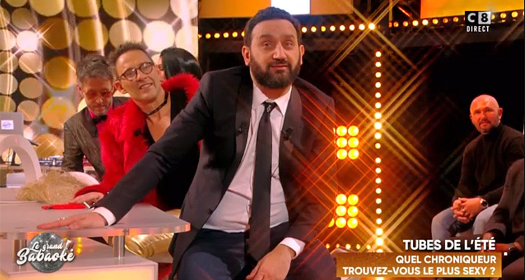 Le Grand Babaoké : audience décevante pour Cyril Hanouna, battu par Arte, W9 et TMC