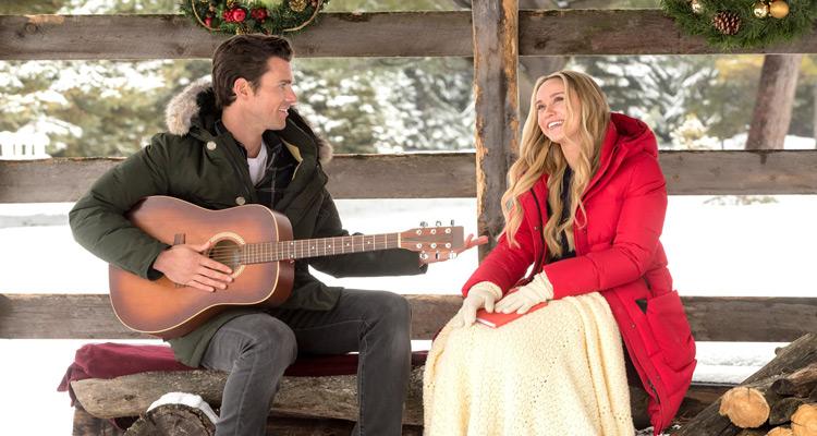 une star pour noel Une superstar pour Noël (M6) : Becca Tobin (Glee) en plein rêve  une star pour noel