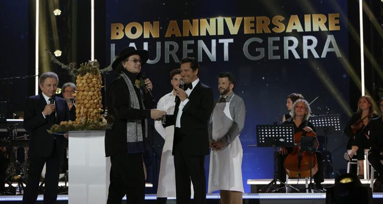 Bon Anniversaire Laurent Gerra Carla Bruni Léa Salamé Marc