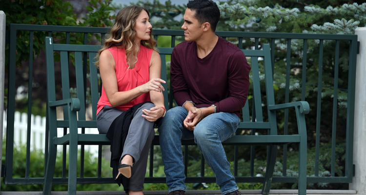 no l en dansant m6 alexa vega mentalist et son mari carlos penavega urgences r unis l. Black Bedroom Furniture Sets. Home Design Ideas