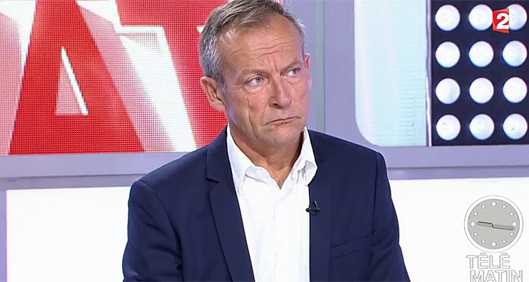 T l matin laurent bignolas en perte de vitesse audiences au plus bas pour france 2 toutelatele - Laurent bignolas et son epouse ...