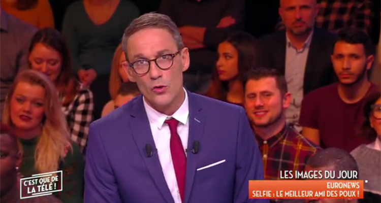 William à midi / C'est que de la télé : Willam Leymergie bat son record de l'année, Julien Courbet stabilise son audience