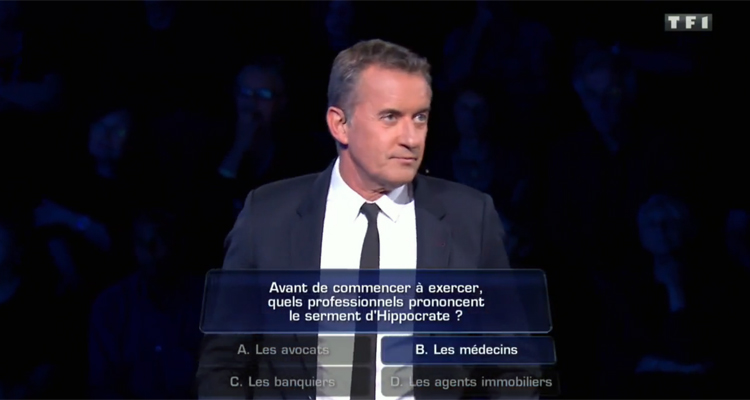 Christophe Dechavanne, un avenir incertain sur TF1 :