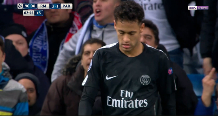 Real Madrid / PSG : Cristiano Ronaldo plus fort que Neymar, records d'audience pour BeIN Sports et L'Equipe