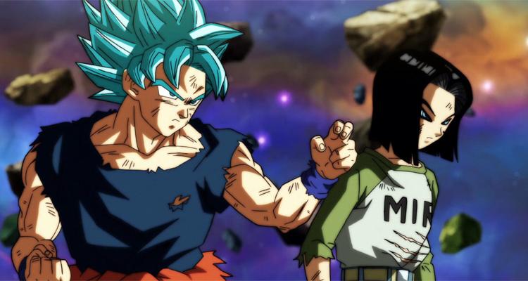 Dragon Ball Super Gokû Vegeta Et Piccolo Prolongent Le