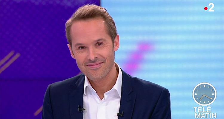 T l matin damien th venot remplace laurent bignolas france 2 boost e en audience toutelatele - Damien thevenot ses parents ...