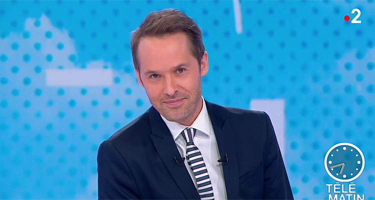 T l matin laurent bignolas en vacances damien th venot dynamise l audience de france 2 - Laurent bignolas et son epouse ...