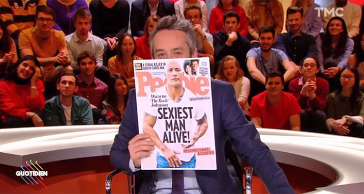 Quotidien : le best of de Yann Barthès se maintient en audience, TPMP rate le coche