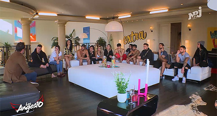 les anges 10 nrj12 quelle audience pour la premi re semaine d am lie neten shanna adrien. Black Bedroom Furniture Sets. Home Design Ideas