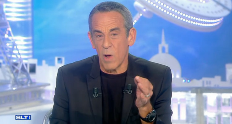Thierry Ardisson révèle son salaire à cinq chiffres