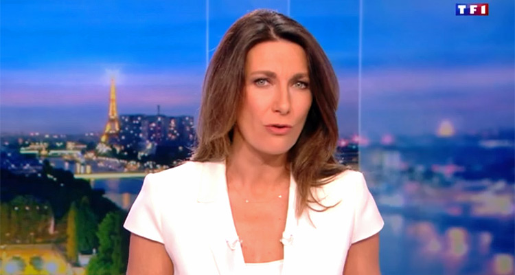 Audiences JT (vendredi 13 avril 2018) : Anne-Claire Coudray brille, France 2 chute sans Laurent Delahousse
