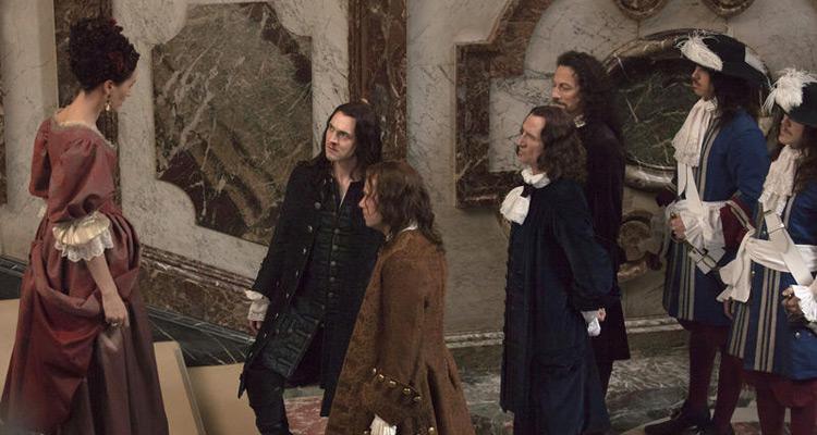 Versailles : une ultime saison 3 sur Canal+, George Blagden (Louis XIV) en pleine révolution