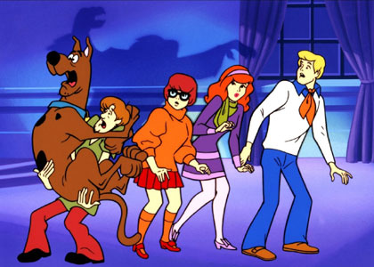Scooby doo toutelatele - Personnage de scoubidou ...